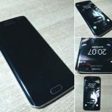 Telefon Samsung Galaxy S6 Edge, 32GB, Negru, Telekom
