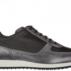 Sneakers Hogan - Adidasi barbati Hogan, Marime: 41, Culoare: Gri, Gri