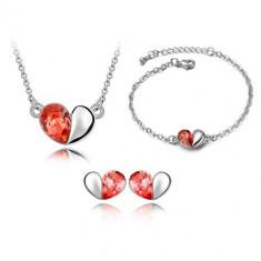Set bijuterii True Heart - Set Swarovski