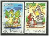 2010 - Europa, serie stampilata