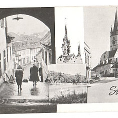 Sibiu 1968 - mozaic