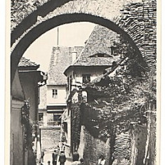 Sibiu 1958 - pasajul