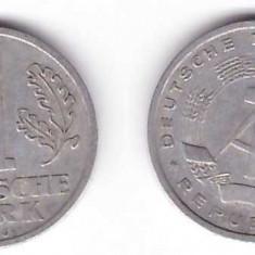 Germania(DDR) 1956 - 1 mark A