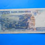 HOPCT INDONEZIA 1000 RUPIAH 1992 - bancnota asia