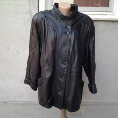 Striva Old Leather / geaca piele dama / mar. 48 / XL - Geaca dama, Culoare: Din imagine