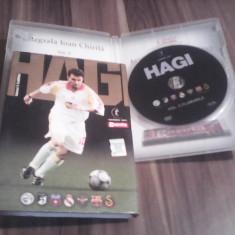 DVD FOTBAL HAGI VOL.2 CLUBURILE STARE FOARTE BUNA