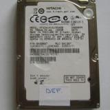 Hard disk/HDD laptop Hitachi 160 Gb S-ATA, defect [model HTS541616J9SA00], 100-199 GB, Rotatii: 5400