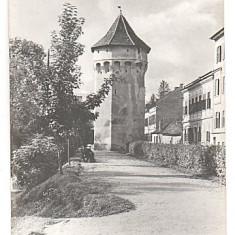 Sibiu 1962 - Turnul breslelor