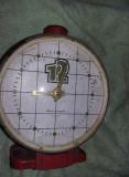 Ceas mare,vechi,de masa,ceas rusesc de colectie,functional,T GRATUIT