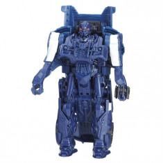 Jucarie Transformers Last Knight 1 Step Turbo Changers Barricade - Vehicul