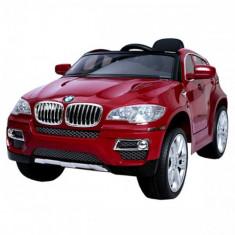 Masinuta Electrica BMW X6 Red - Masinuta electrica copii Chipolino