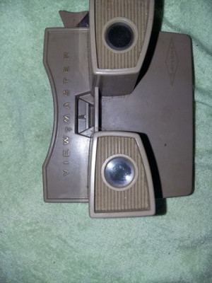Ochean vechi cu buton pt diapozitive,ochen diapozitive colectie,T. GRATUIT foto