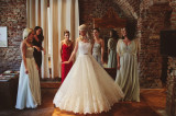 Rochie de Mireasa Stil Printesa Natalia Vasiliev