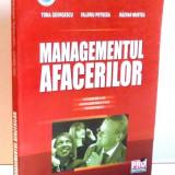 MANAGEMENTUL AFACERILOR de TOMA GEORGESCU, ..., RAZVAN MUSTEA, 2006 - Carte Marketing