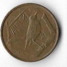Moneda 1 cent 1972 - Cayman, America Centrala si de Sud
