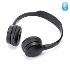 Casti Bluetooth cu microfon, sunet de foarte buna calitate, Casti On Ear, Active Noise Cancelling