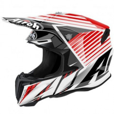 Airoh TWIST STRANGE RED GLOSS - Casca moto