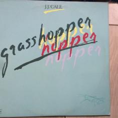 J.j. cale grasshopper album disc vinyl lp muzica rock blues Mercury 1982 ed vest - Muzica Blues, VINIL