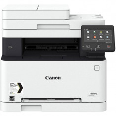 Multifunctionala laser color Canon i-Sensys MF633CDW A4 retea WiFi Alb