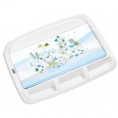 Saltea de Infasat Tablet 594 - Masa de infasat copii Brevi