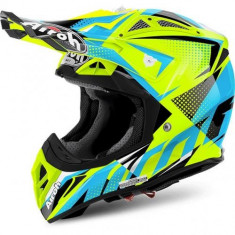 Airoh AVIATOR 2.2 FLASH YELLOW GLOSS - Casca moto