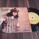 DISC VINIL CUPLETE CANTATE DE ZIZI SERBAN 1960 FOARTE RAR!!!!EXC 566 - Muzica soundtrack