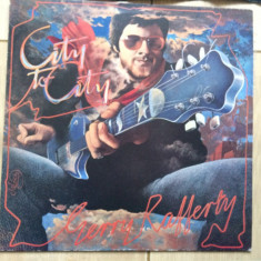 Gerry Rafferty City To City disc vinyl lp muzica rock pop 1978 vest germany, VINIL