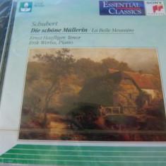 Schubert - Die schone Mullerin - cd - Muzica Clasica sony music