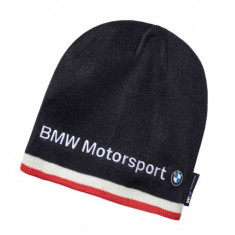 Caciula, Fes Puma BMW Motorsport-Caciula Originala - Fes Barbati Puma, Marime: Marime universala, Culoare: Din imagine