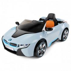 Masinuta Electrica BMW I8 Concept 2017 Blue - Masinuta electrica copii Chipolino