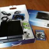 Noul Black Playstion 4-500GB - PlayStation 4 Sony