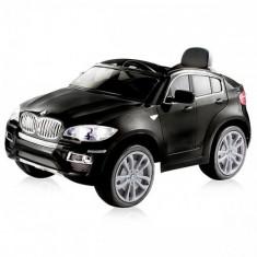 Masinuta Electrica BMW X6 Black - Masinuta electrica copii Chipolino