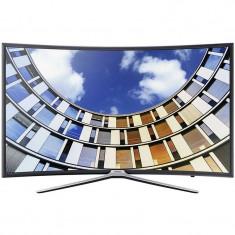 Televizor Samsung LED Smart TV Curbat UE49 M6302 124cm Full HD Black - Televizor LED Samsung, 125 cm