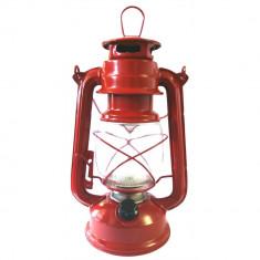 Strider Felinar / Lanterna Camping 16 LED-uri - Hurricane 601