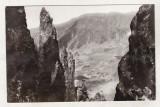 Bnk cp  Masivul Retezat - Coltii Pelegii si Valea Rea - circulata, Printata