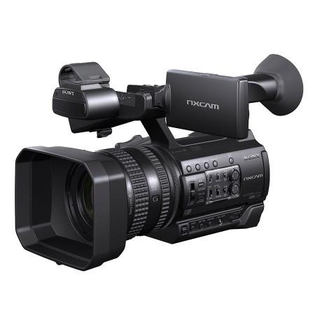 Sony HXR-NX100 - camera Full HD, folosita - GARANTIE  8 luni + filtru obiectiv foto mare