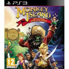 Monkey Island Special Edition Collection PS3 - Jocuri PS3