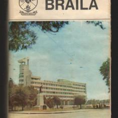 (C7952) BRAILA, MONOGRAFIE DE VALERIU STOIU - Carte Monografie
