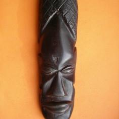 ARTA AFRICANA MASCA DIN LEMN - Arta din Africa