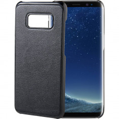 Husa Protectie Spate Celly GHOSTCOVER690BK Ghost Cu Magnet Negru pentru SAMSUNG Galaxy S8 - Husa Telefon