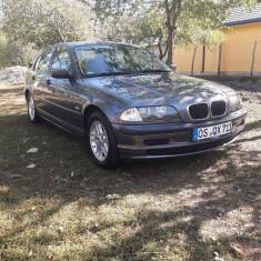 Vand BMW e46 318i 2001, Benzina, 284472 km, 1895 cmc, Seria 3