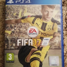 Fifa 17 Ps4 Playstation 4 - Jocuri PS4 Ea Sports
