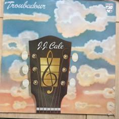 J.J. Cale troubadour disc vinyl lp muzica rock blues folk 1976 philips holland, VINIL