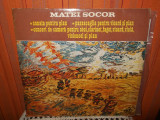 Cumpara ieftin -Y- MATEI SOCOR - SONATA PENTRU PIAN / PASSACAGLIA PENTRU VIOARA SI PIAN ..., VINIL