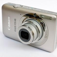 Aparat foto Canon ixus 115hs - Aparate foto compacte