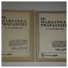 Ion antonescu Pe marginea prapastiei - Istorie