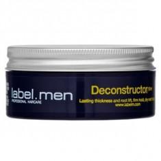 Label.M Men Deconstructor pasta modelatoare 50 ml