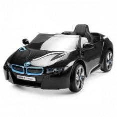 Masinuta Electrica BMW I8 Concept 2017 Black - Masinuta electrica copii Chipolino