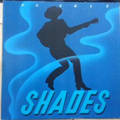 J j cale shades album disc vinyl lp muzica rock blues folk 1980 editie vest - Muzica Blues, VINIL