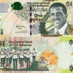BAHAMAS 1 dollar 2008 UNC!!!